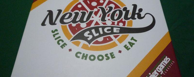 ボードゲーム紹介 腹が鳴るぜ!ニューヨークスライスピザ