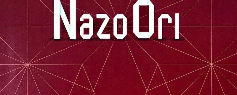 折り紙がテーマの謎解き「ナゾオリ(NazoOri)」