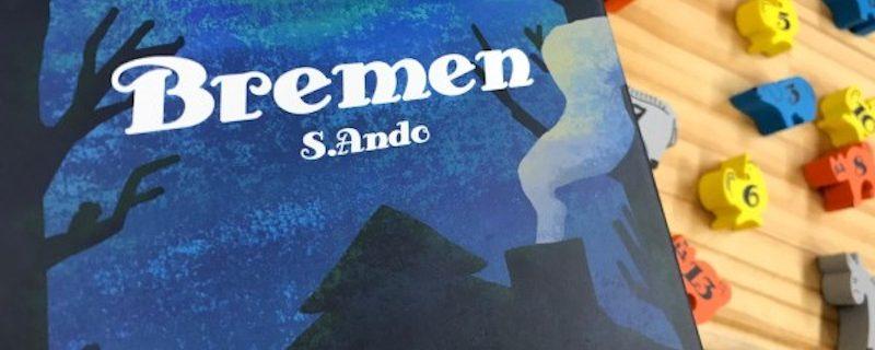 可愛い木駒でトリックテイキング「Bremen(ブレーメン)」