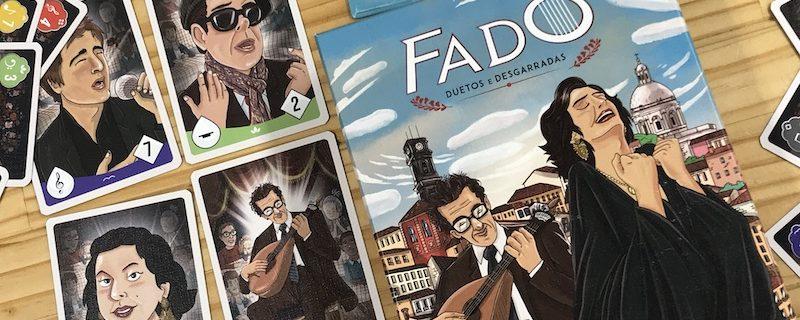 ポルトガルの民族歌謡がテーマ「ファド」