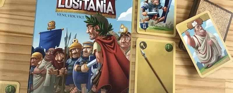 ローマで最強の軍団を作る「ルシタニア」