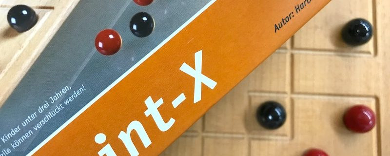5つの正方形で陣取り「クウィントX」