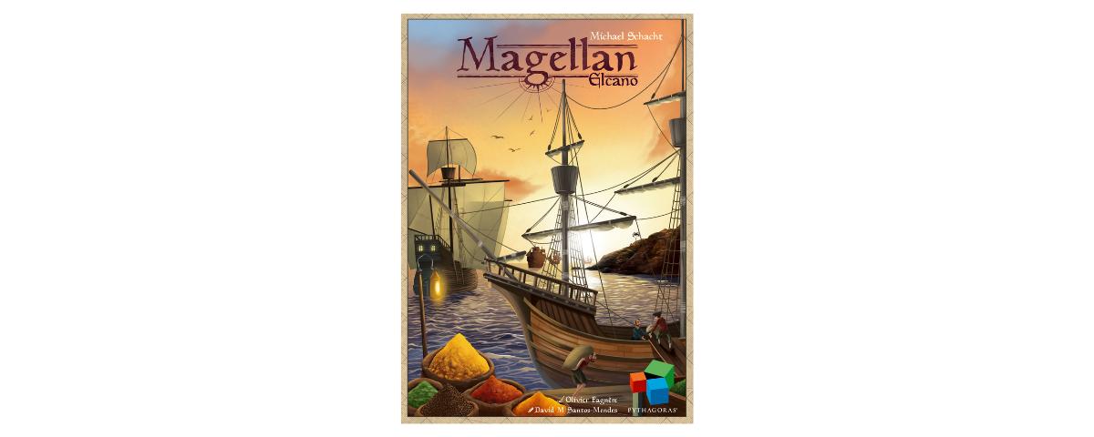 【ゲーム紹介】Magellan:Elcano
