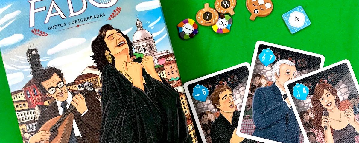 ポルトガルの郷土愛が詰まったボードゲーム「ファド」