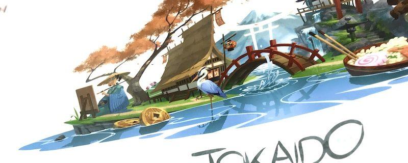 五街道を旅するボードゲーム「東海道(TOKAIDO)」